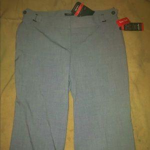 Curvy Fit Gray dress pants
